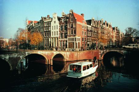 Amsterdam, kanály