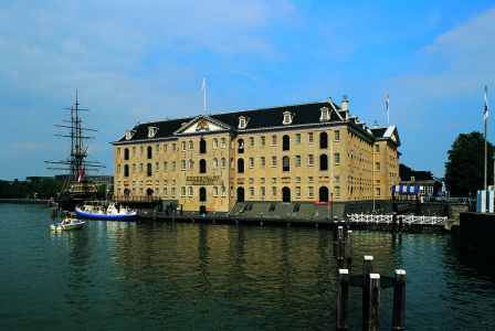 Amsterdam, Maritime Museum